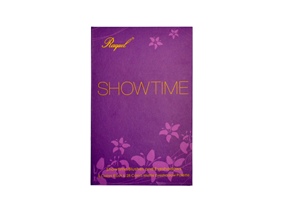 Showtime Blush and Eyeshadows
